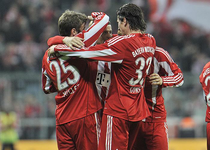 El Bayern de Múnich gana al Friburgo y se coloca séptimo