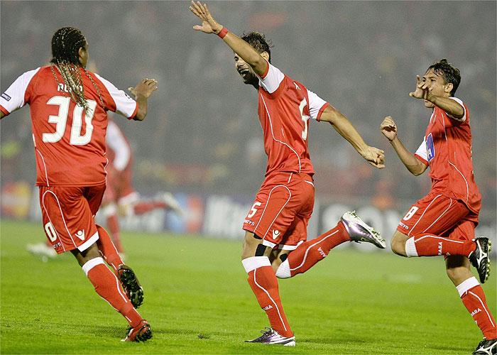 Moisés mantiene al Braga