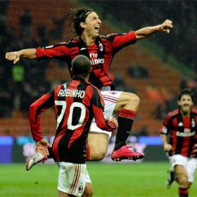 Ibrahimovic extiende el liderato del Milán