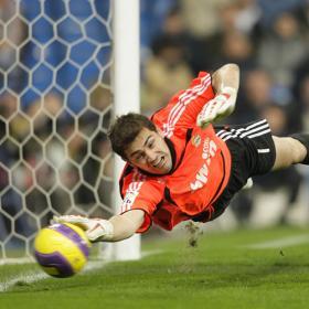 LA LIGA SEGUN ABEL  JORNADA 12ª Iker_Casillas_tiene_Guante_Oro