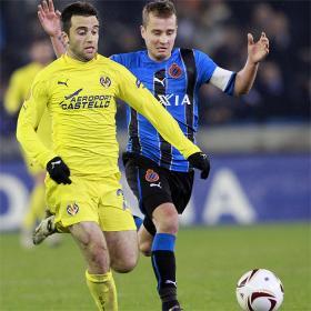 El Villarreal certifica en Brujas el primer puesto