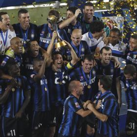 El Inter se proclamó campeón del mundo