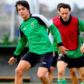 El Racing cede a Edu Bedia al Salamanca hasta junio