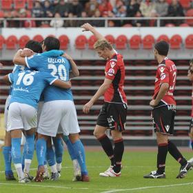 Piatti y Ortiz liquidan al Mallorca