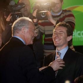 El Buitre habló con Beckenbauer y le negó lo que dijo del portugués
