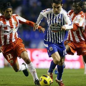 El Almería sigue haciendo historia y espera al Barça