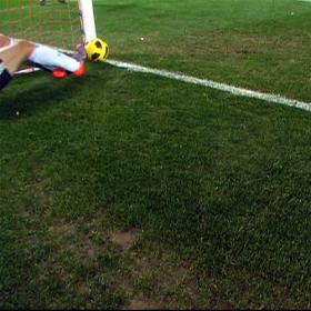 ¿Gol de Luis Fabiano o no?