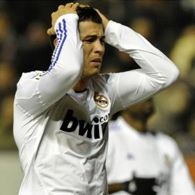 El Real Madrid se hunde