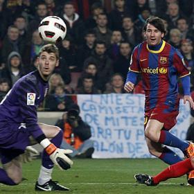 La dictadura de Leo Messi