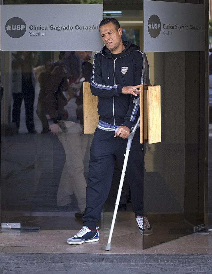 La lesión de Luis Fabiano le dará galones a Rakitic