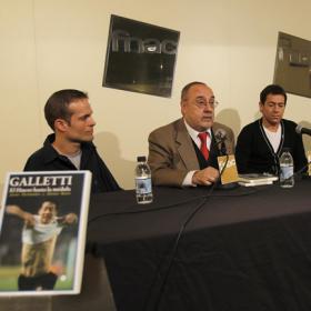 """Relaño: """"El tiro de Galletti mató al búfalo blanco"""""""