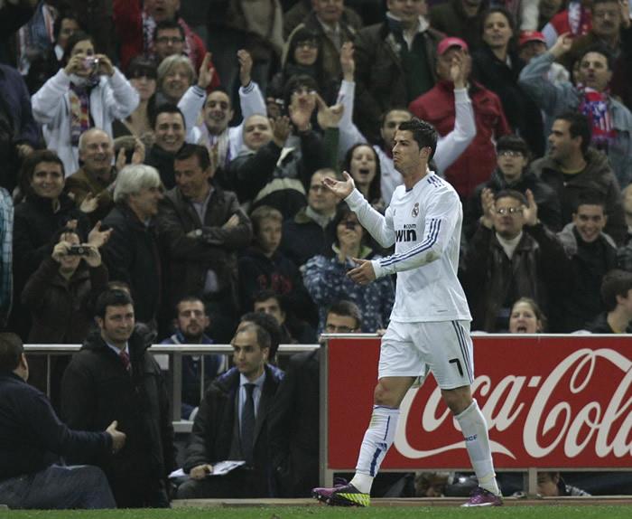 El Madrid es un rodillo