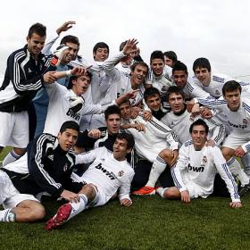 El Juvenil A gana el Grupo V de División de Honor