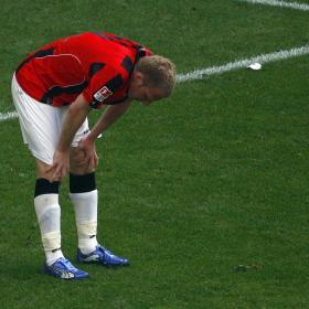 El Eintracht desciende y el Schalke 04 de Raúl pierde