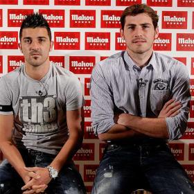 """Casillas: """"¿Busquets? Todo el mundo lo ha visto"""""""