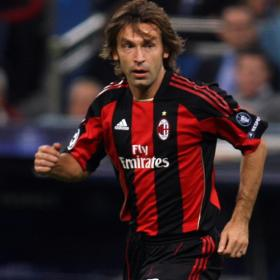 Pirlo se despide del Milán