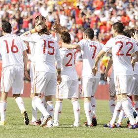 Volvió España, volvió el fútbol