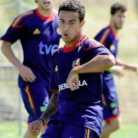 """Mazinho: """"Thiago se va a quedar en el Barcelona"""""""