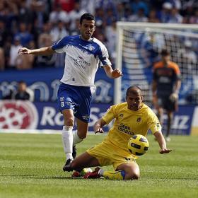 Ricardo y Óscar Trejo, refuerzos del Sporting