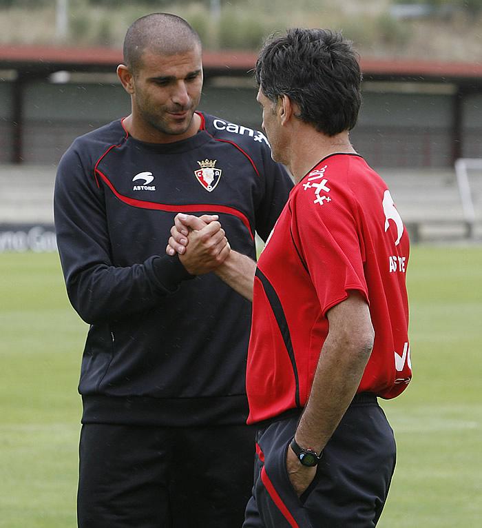 Pedro López y Aranda ya atados; Xavi Torres al caer