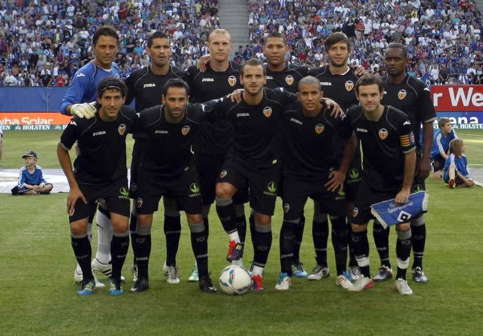 Mata y Bernat ratificaron la superioridad del Valencia
