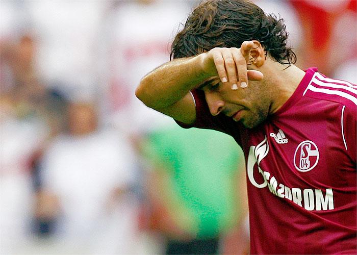 El Schalke de Raúl arranca la Bundesliga con derrota