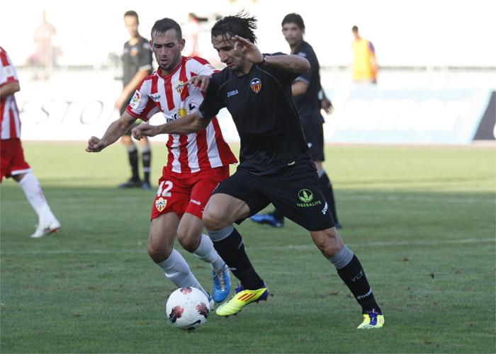 El Valencia no vio puerta y perdió en los penaltis