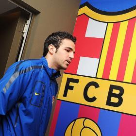 Cesc ya es del Barcelona