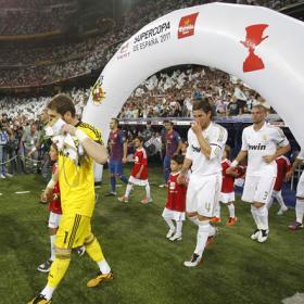Halagos al juego del Madrid y a la eficacia del Barça