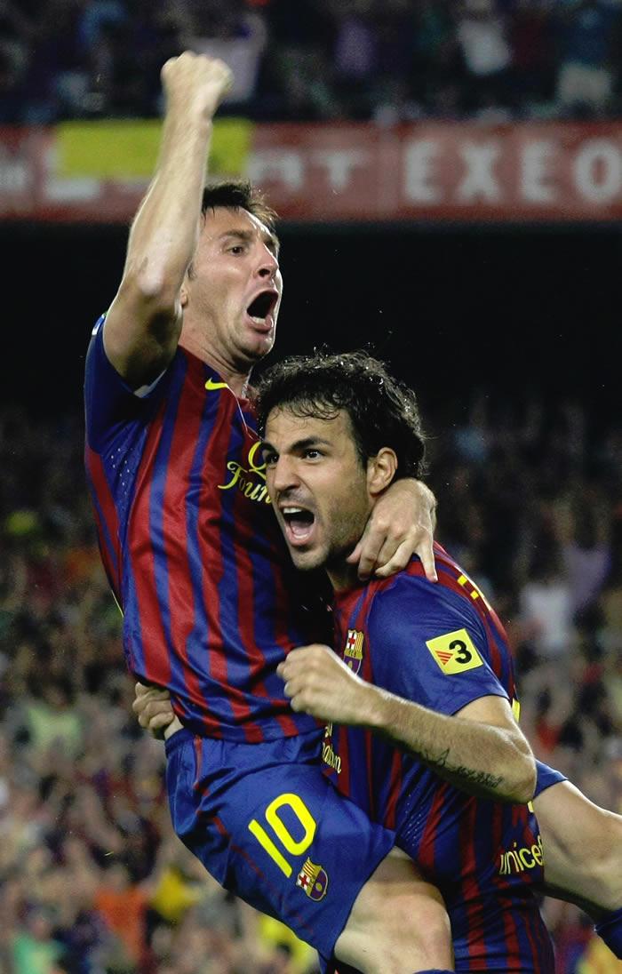 Messi le ha hecho 13 goles al Madrid en 15 partidos