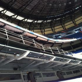 El Bernabéu estrena 900 localidades más