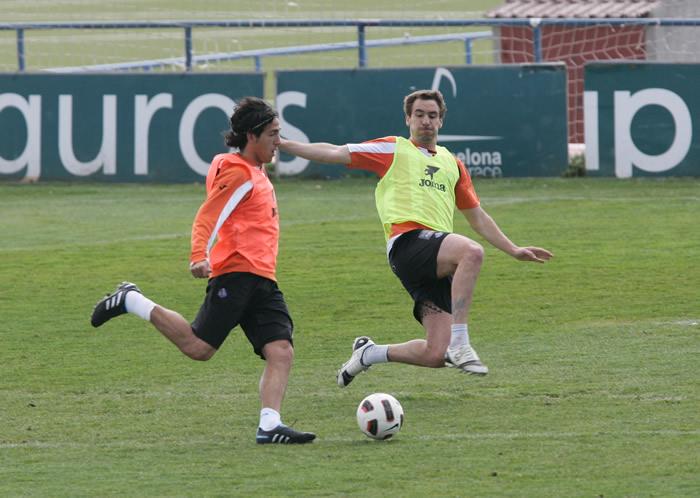 Borja llega como cedido y Rubén se va al Getafe