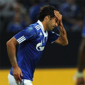 La Roma se queda fuera y el Schalke pasa con goleada