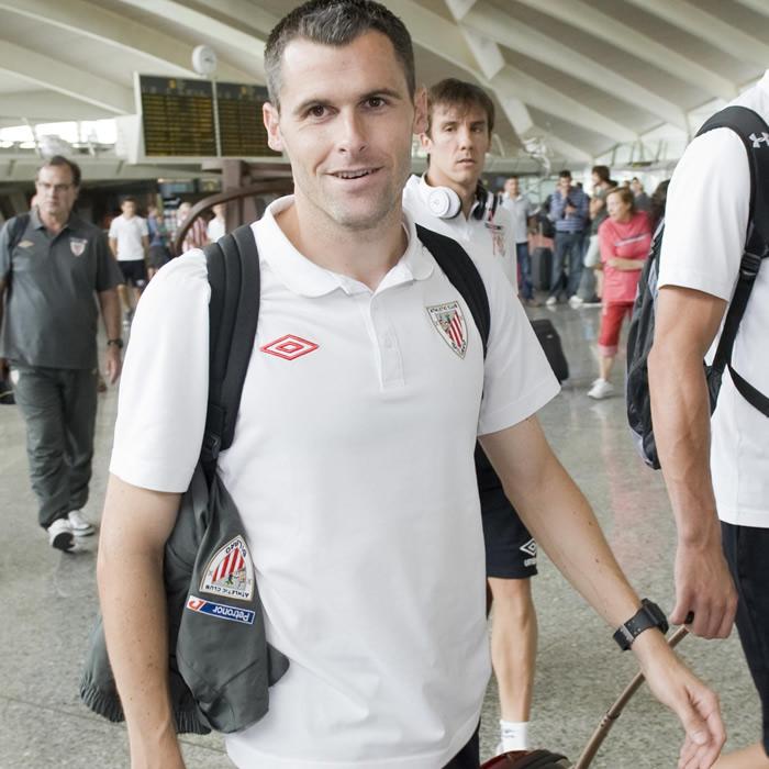 Orbaiz se va al Olympiacos cedido por el Athletic