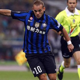 Gasperini deja a Sneijder fuera de la lista del Inter