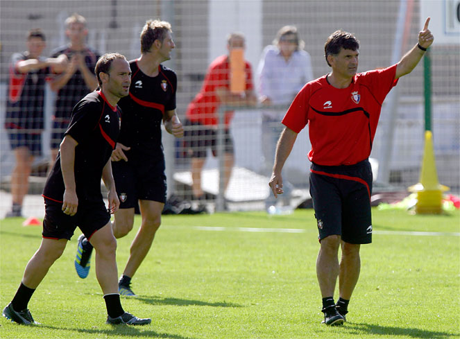 "Mendilibar: ""Es difícil que el Barça no gane el partido"""