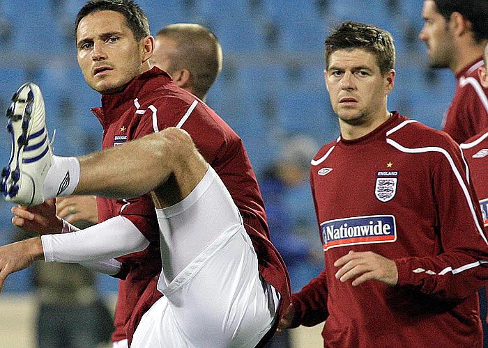 Gerrard y Lampard, en el punto de mira del Anzhi