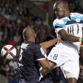 Hazard salva un punto para el Lille en su visita a Burdeos