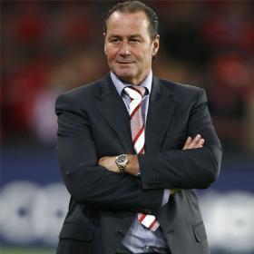 El Schalke negocia el fichaje del técnico Huub Stevens