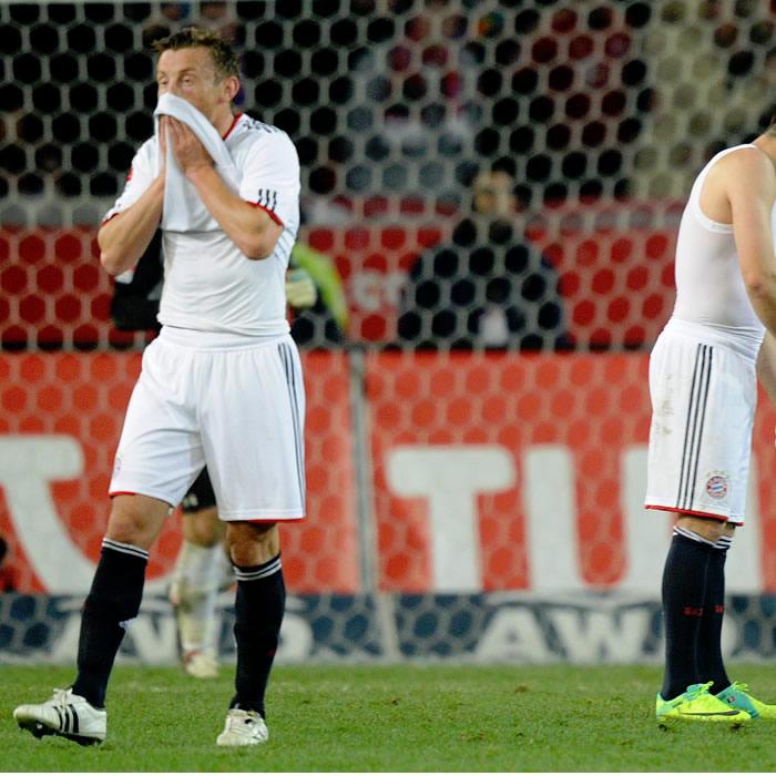 Olic dice que se irá del Bayern si no tiene minutos