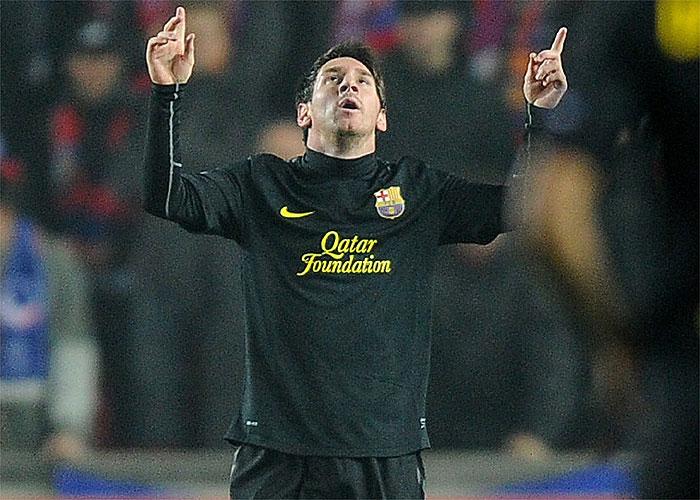Leo Messi ajusta cuentas