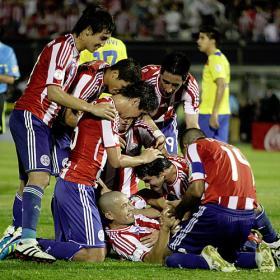 Paraguay sacó un buen triunfo contra Ecuador