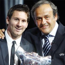 """Platini: """"Messi superará los tres Balones de Oro"""""""