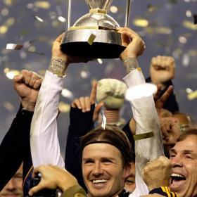 "Beckham: ""Logré el triunfo que quería cuando llegué"""