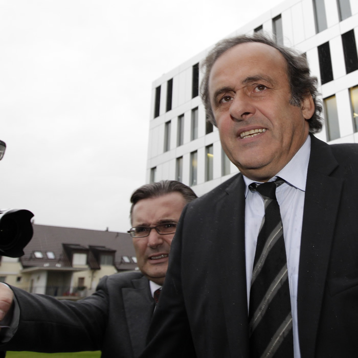 "Platini: ""Seré quien instaure el 'fair play' financiero"""