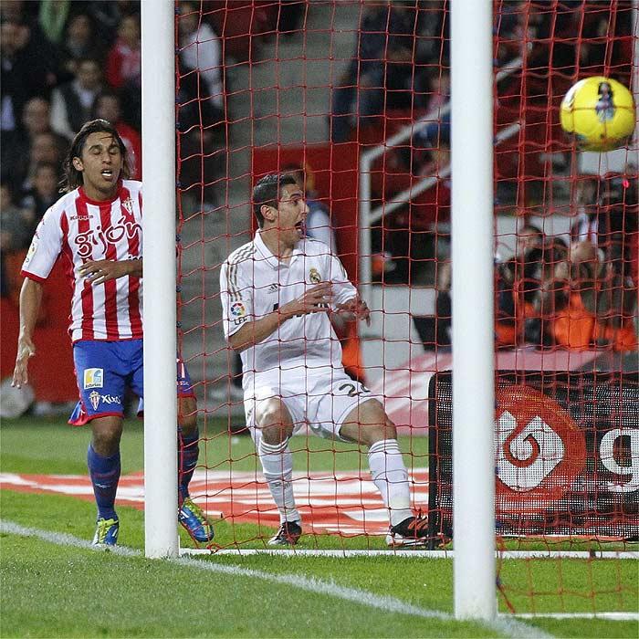 Di María hace funcionar al Real Madrid