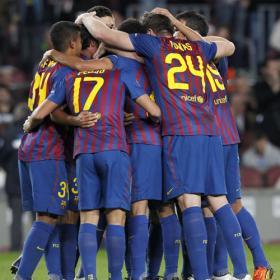 El 'Barça B' maniata al BATE con un Cuenca pletórico