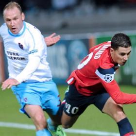 Lille y Trabzonspor firman un empate que les deja fuera