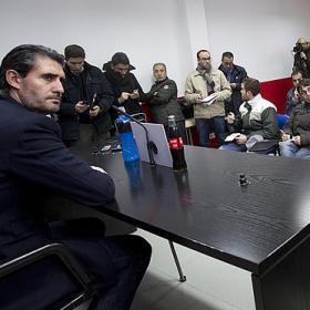 """""""Los jugadores no estuvieron a la altura de la historia del club"""""""