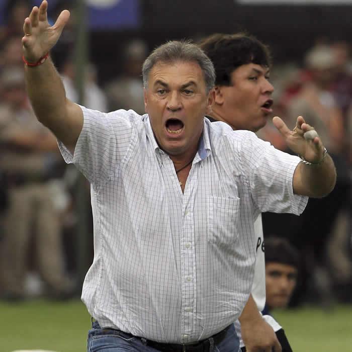 Nery Pumpido, nuevo entrenador de Godoy Cruz